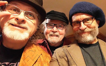 Tom Paxton & the DonJuans Take on Alaska